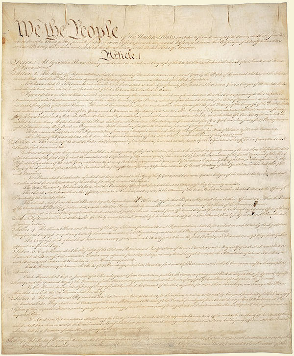 The Constitution on Impeachment